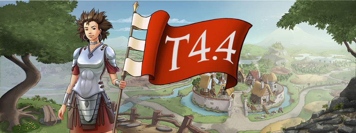 T4.4 – Map, beginners' protection and daily quests
