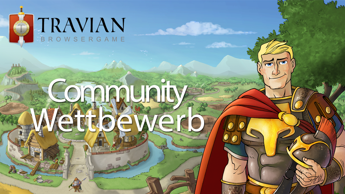 1st RPG event on the German Travian forum