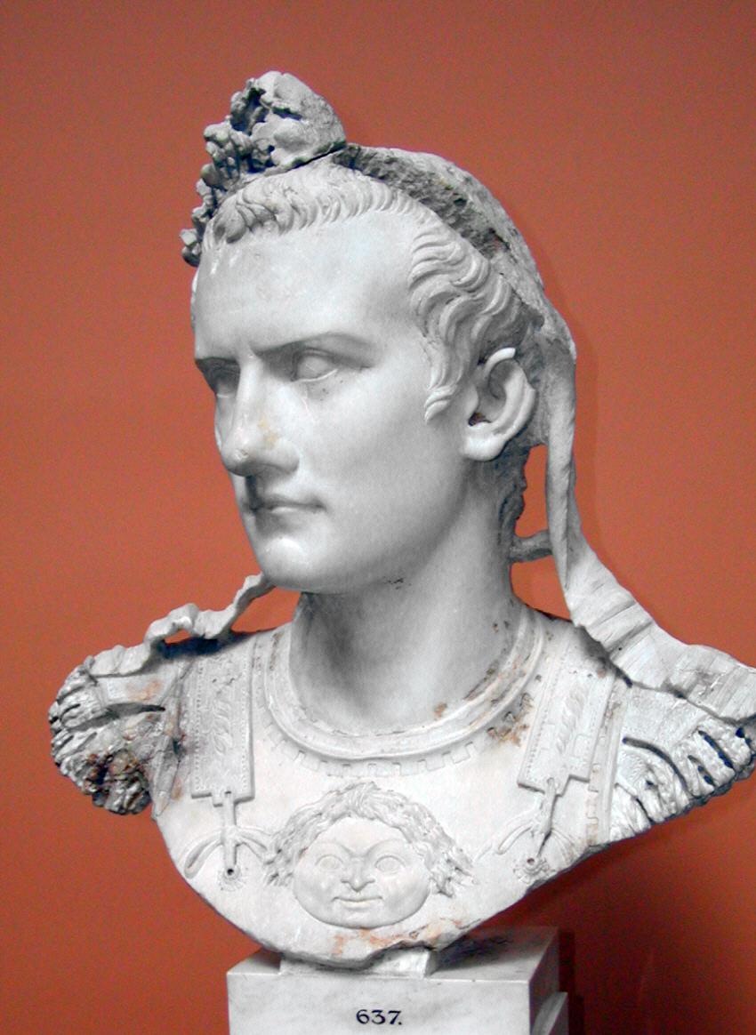 the life and times of emperor gaius caesar august germanicus