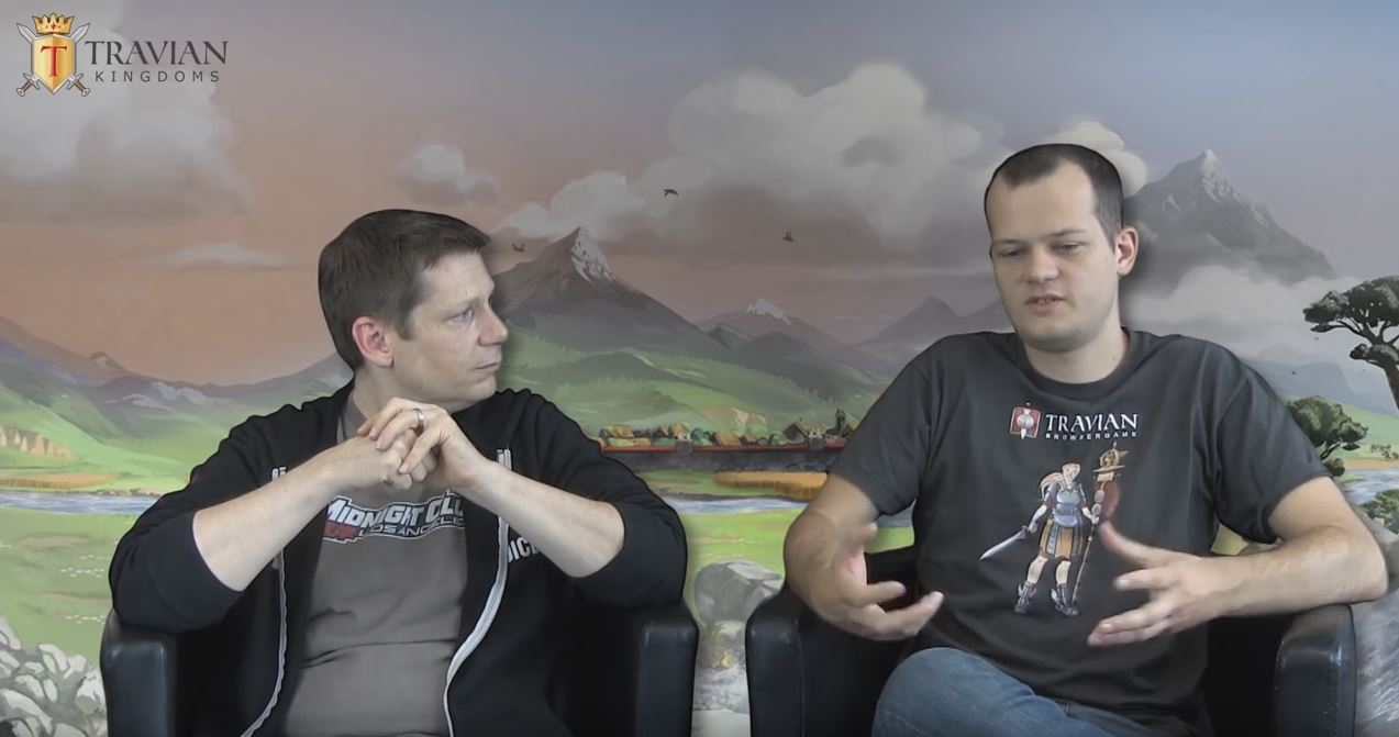 An Interview about Travian: Kingdoms