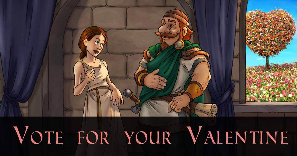 Valentine's Contest – Vote Now!