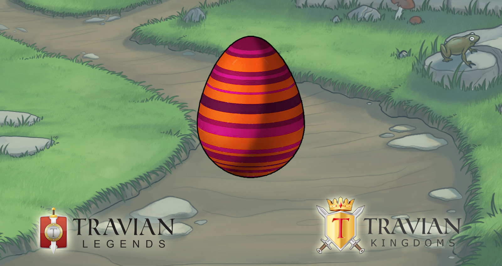 Word Hunt: You've found an egg!