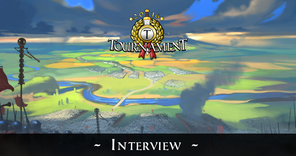 Travian Tournament 2016 – Interview with last year's winner