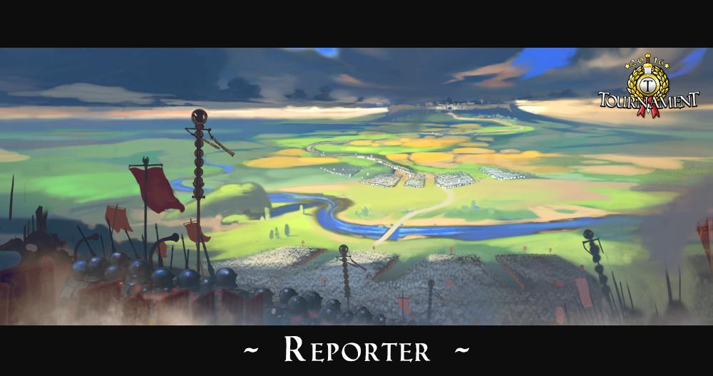Travian Legends: Tournament Report  Vol.1