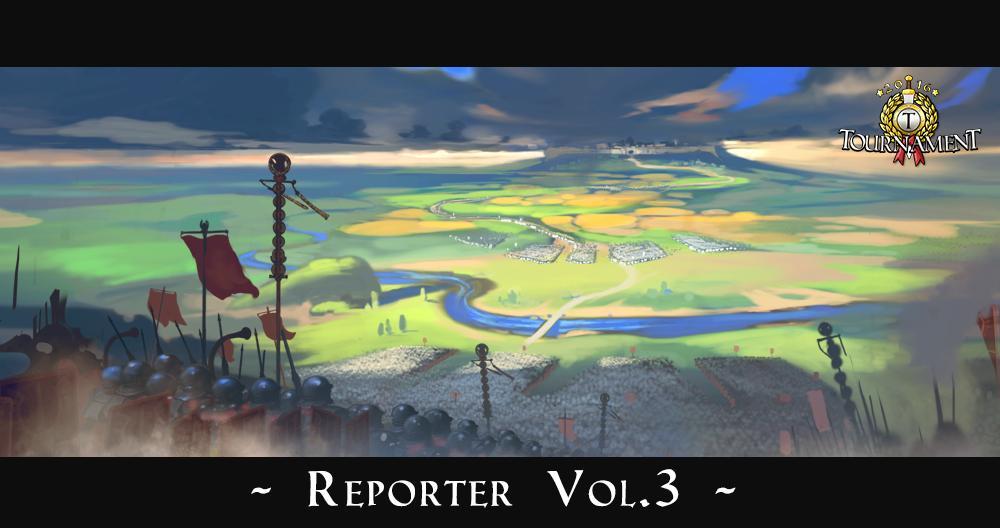 Travian: Legends – Turnierreport Vol. 3 (Teil 1/2)
