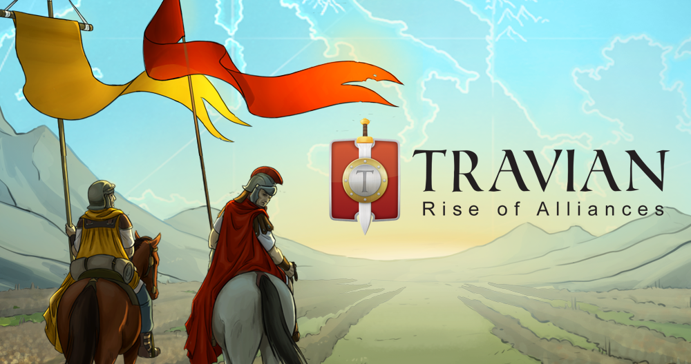 "Upcoming anniversary special ""Travian: Rise of Alliances"""