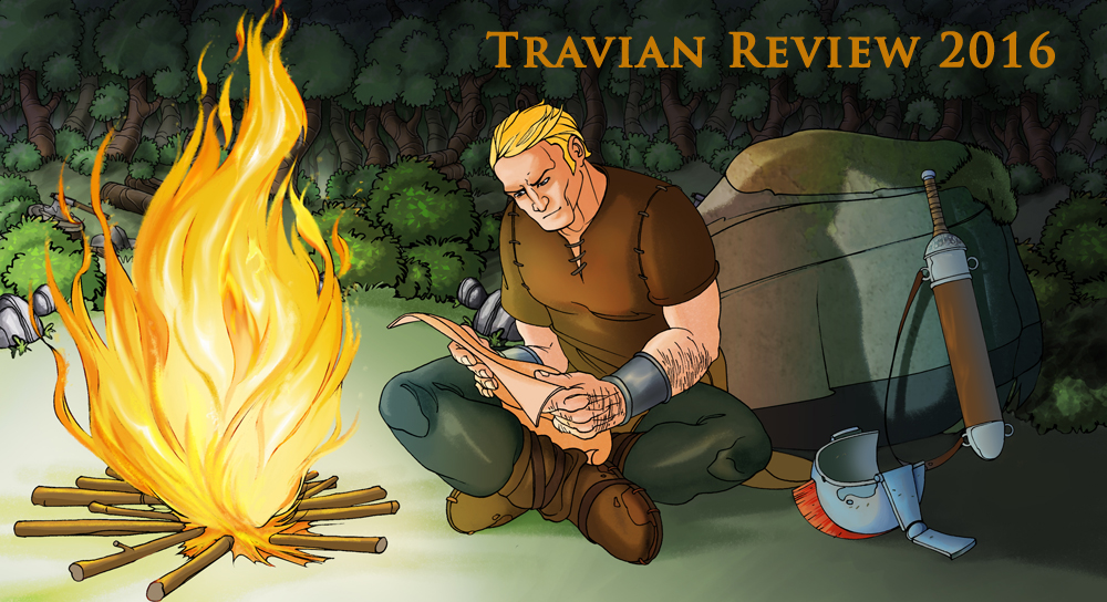 Travian – A Year in Review
