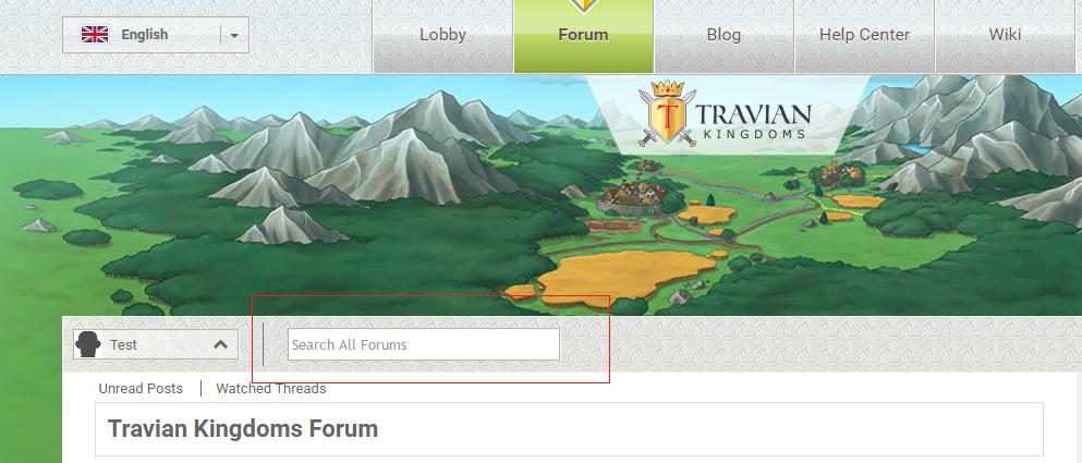 Forum FAQ - General - Travian Kingdoms Forum