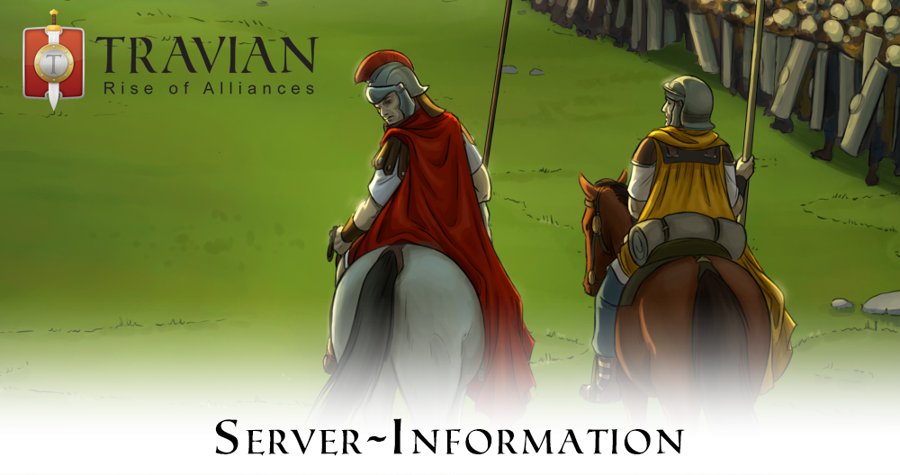 Rise of Alliances – Everything about the servers