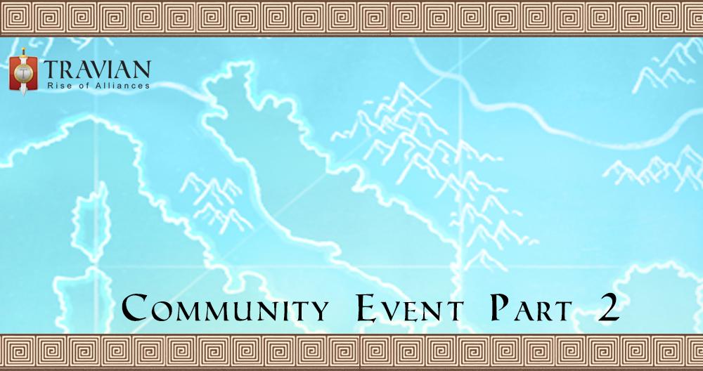 Community Event: Die Reise geht zu Ende