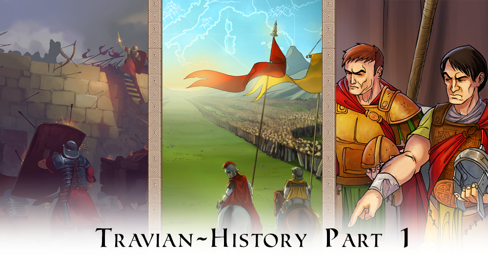 A look back: The Travian Annual Special History Pt.1