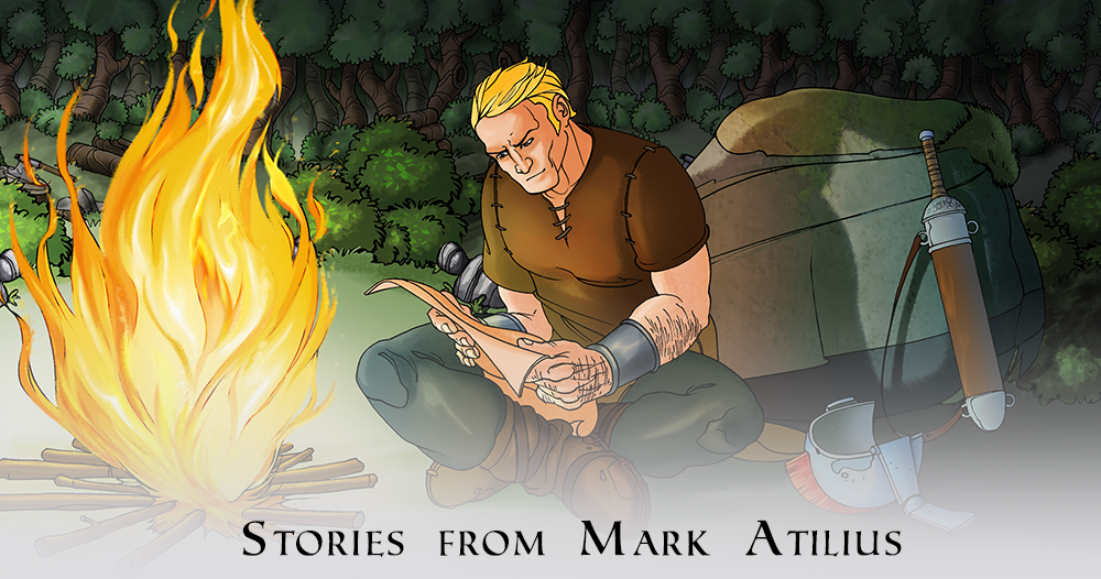 Let's read a Travian story! Guess what happens next…