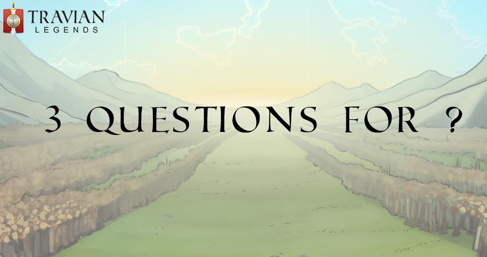 3 Fragen für: Jake, Game Designer Teil 1
