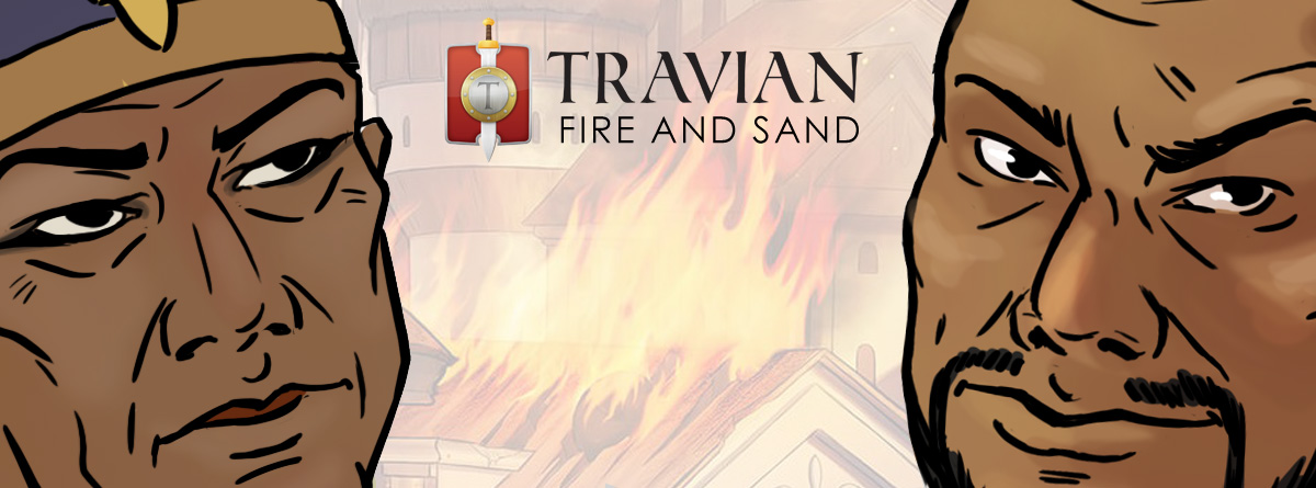 Travian: Fire and Sand – Closed Beta