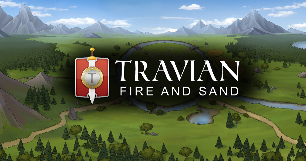 Travian: Fire and Sand – Обзор