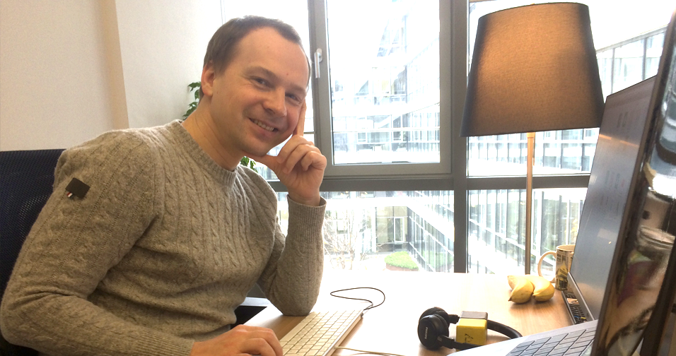 Meet the Team – Denis, Senior Developer and Code Wizard