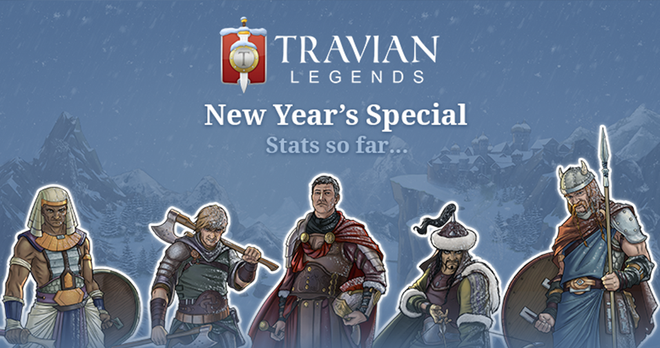 New Year's Special Infographic – Stats so far…