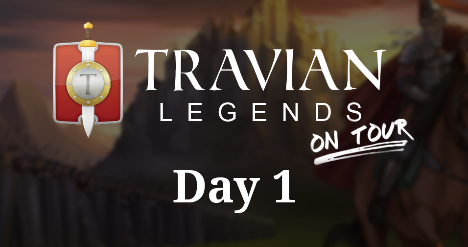 Legends on Tour: Day 1 Highlights