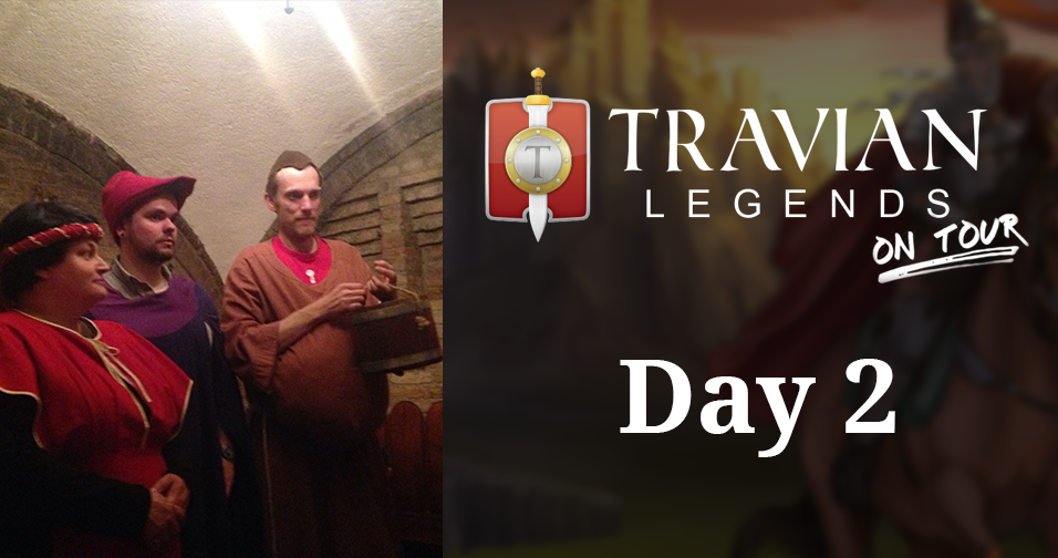 Legends on Tour: Day 2