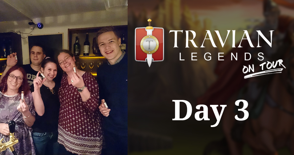 Legends on Tour: Day 3