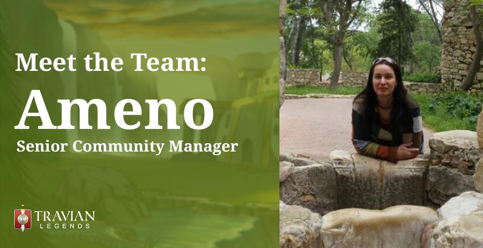 Meet the Team: Liudmila, Senior Community Manager