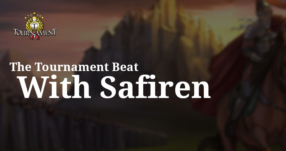 Travian Tournament 2018: The Tournament Beat with Safiren