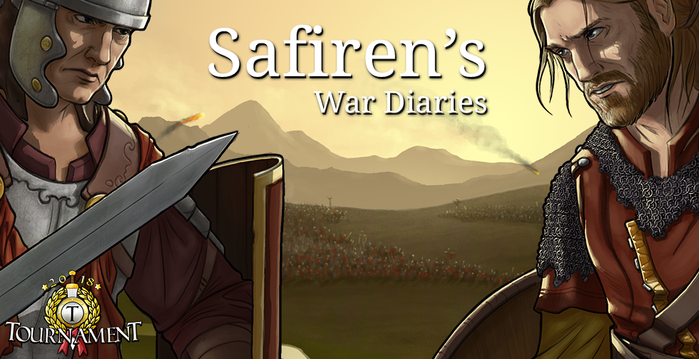 Safiren's War Diaries: International Construction Plans 2018