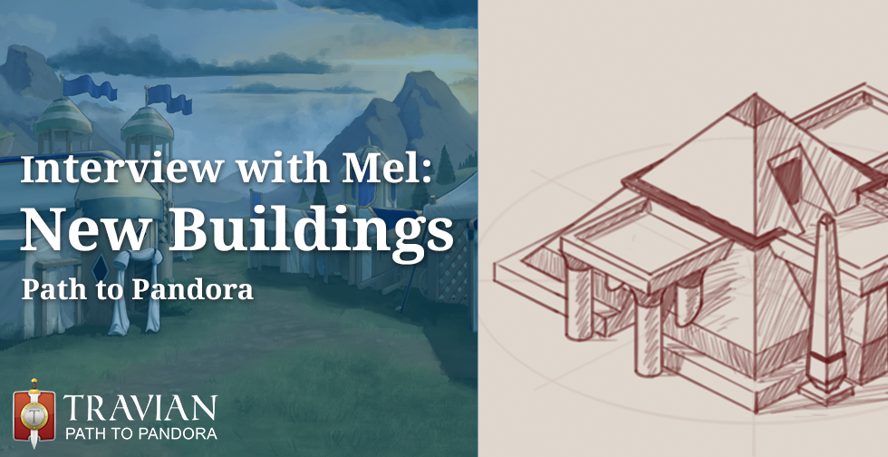 3 Questions with Mel, Concept Artist ~ New Buildings in Path to Pandora