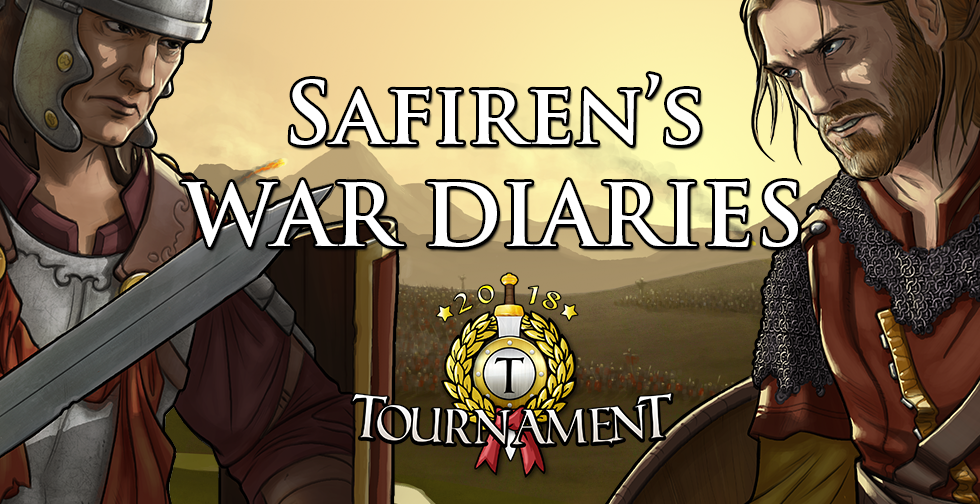 Tournament Finals 2018 ~ War Diaries Week 9: The Artefacts
