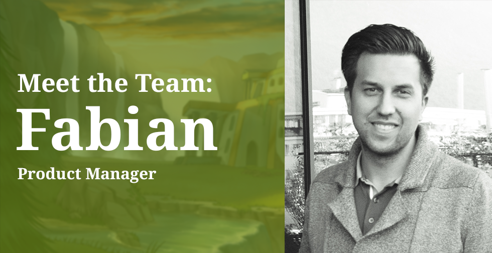 Meet the Team: Fabian, Product Manager