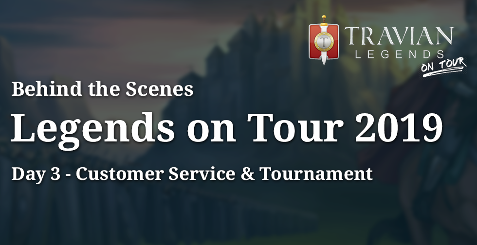 Legends on Tour – Day 3