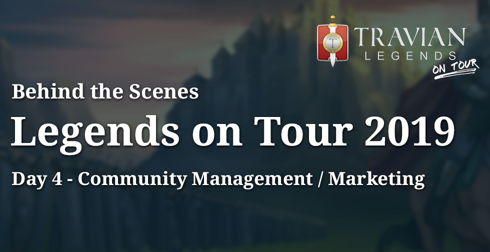 Legends on Tour – Day 4