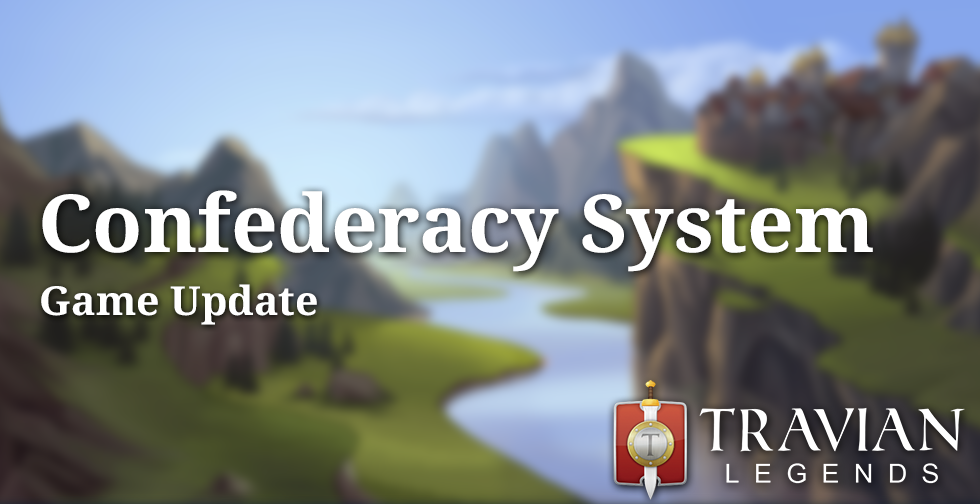 New Confederacy System