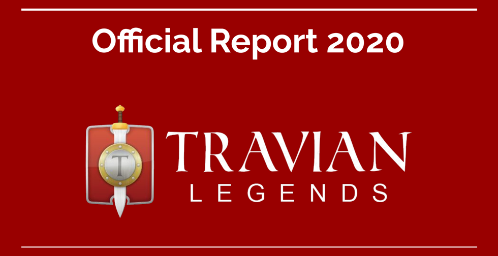 Travian: Legends 2020 Report