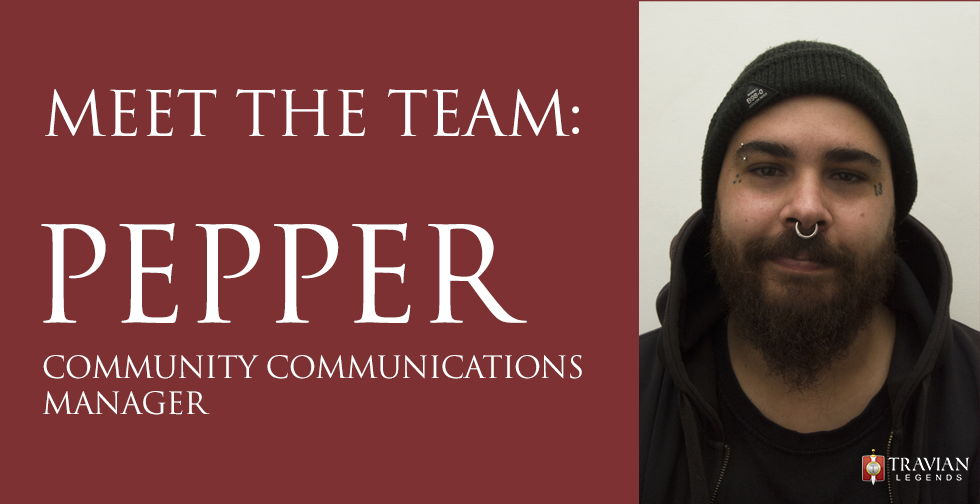 Meet the Team: Pepper, Community Communications Manager