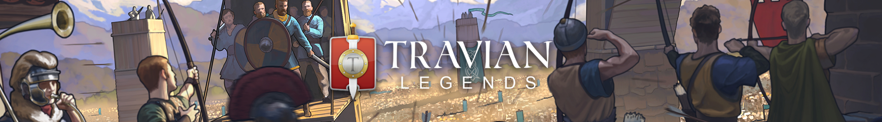 Travian: Legends Blog