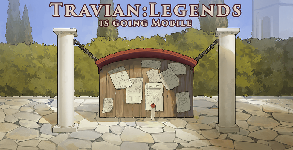 📱 Travian: Legends is going mobile! 📱