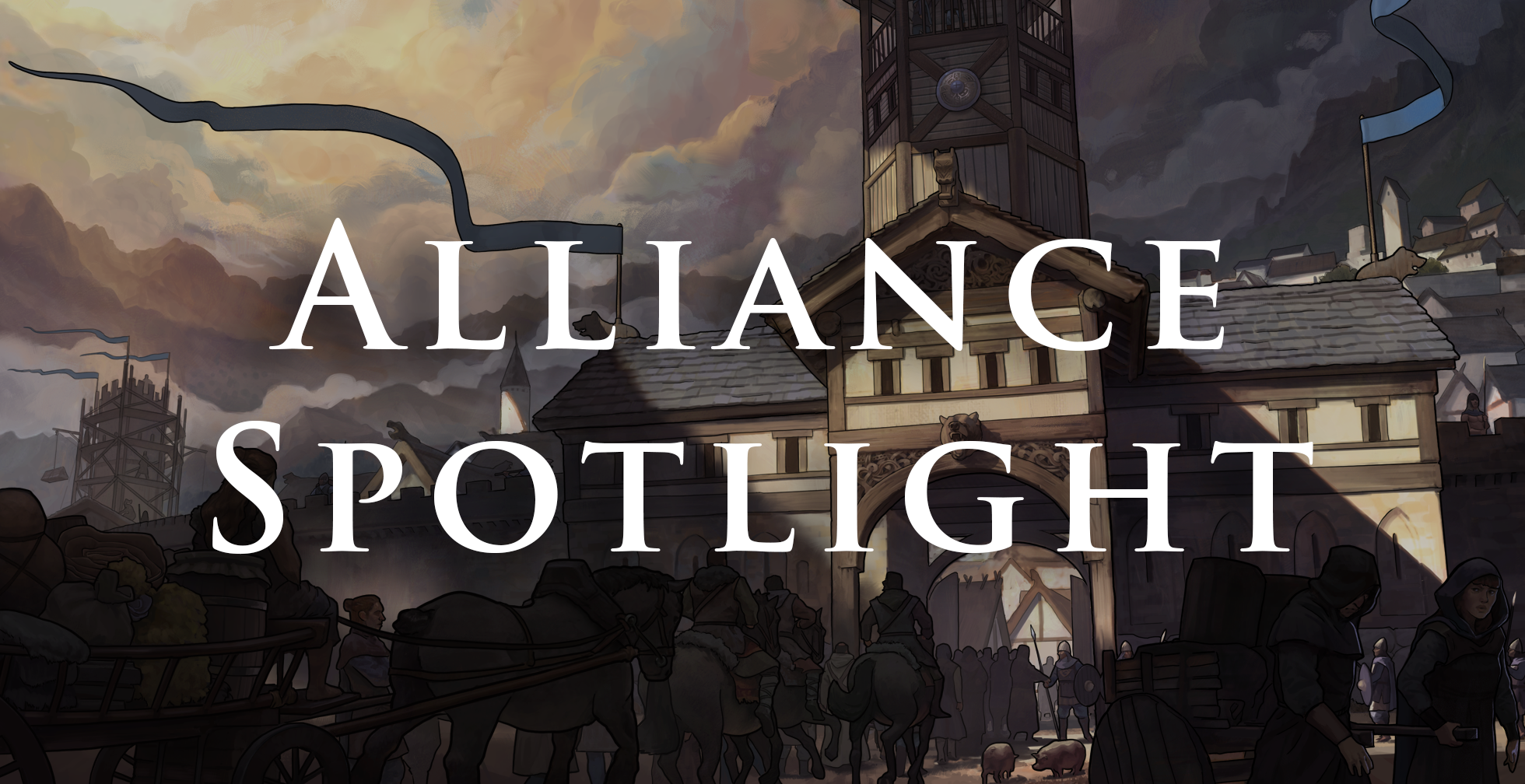 TRAVIAN: TIDES OF CONQUEST ~ ALLIANCE SPOTLIGHT: Voodoo
